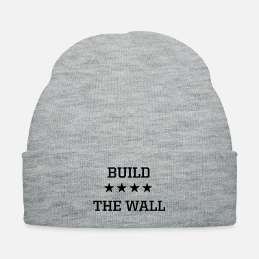 Wall Build the Wall - Knit Cap