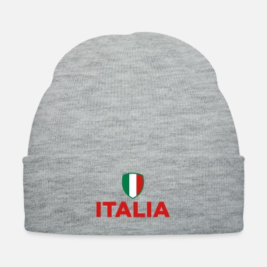 National National Flag of Italy - Knit Cap