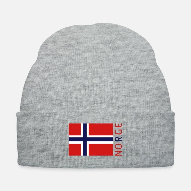 Norway Flag - Knit Cap