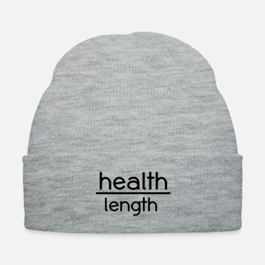 Health health b4 length - Knit Cap