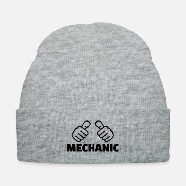 Mechanic Mechanic - Knit Cap