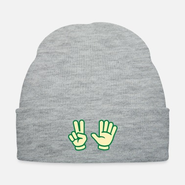 Ancient Ancient Peace - Knit Cap