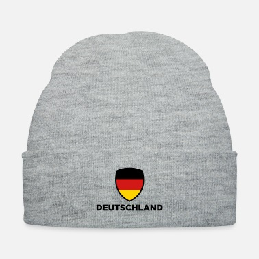 Frankfurt National Flag of Germany - Knit Cap