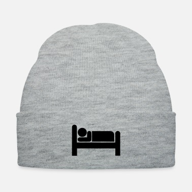Bed Bed, Sleep - Knit Cap