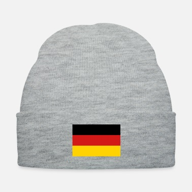Frankfurt German Flag - Knit Cap