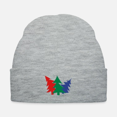 Tree Trees - Knit Cap