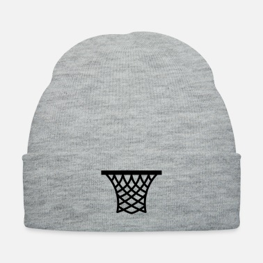 Net Basketball net - Knit Cap