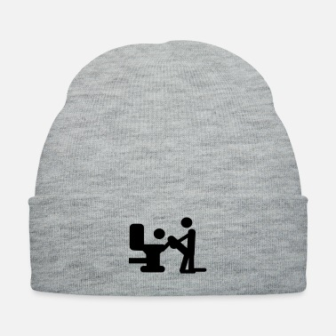 Bathroom Rude - Knit Cap