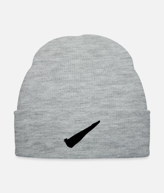 Cigarette Caps & Hats - joint - Knit Cap heather gray