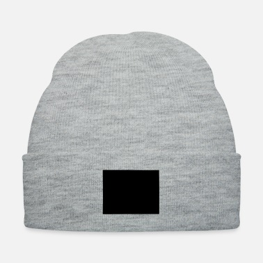 Map Wyoming map - Knit Cap