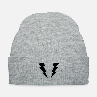 Lightning Lightning Bolt - Knit Cap