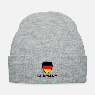 National National Flag of Germany - Knit Cap