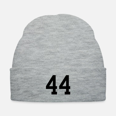 number 44 - Knit Cap