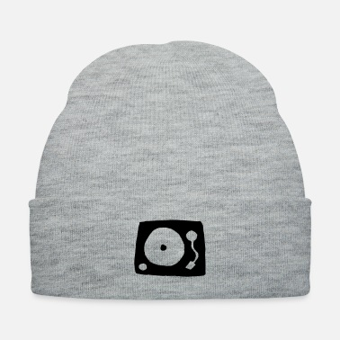 Record Record player - Knit Cap