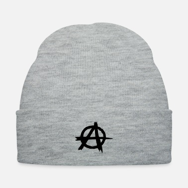 Anarchy anarchy - Knit Cap