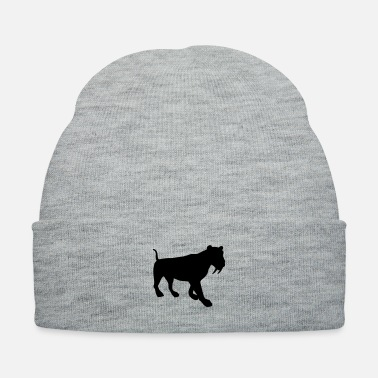 Tooth Saber Tooth Cat - Knit Cap
