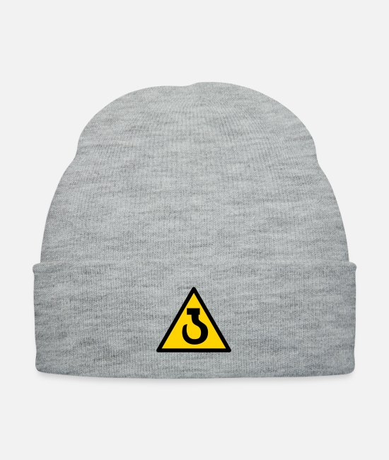 Take Caps & Hats - hook - Knit Cap heather gray