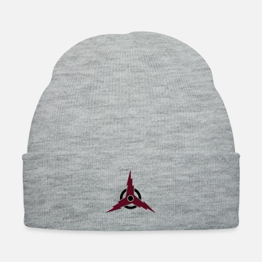 Lightning Tri Bolt - Knit Cap