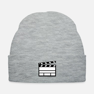 Clapperboard Clapperboard: design your own promotional stuff - Knit Cap