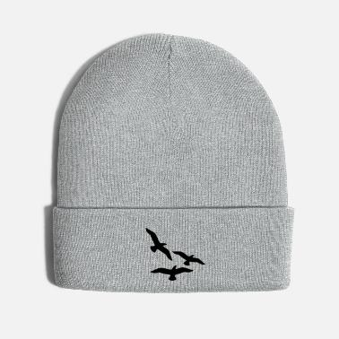 birds - Knit Cap