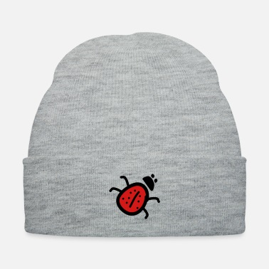 Insect ladybug_insect - Knit Cap
