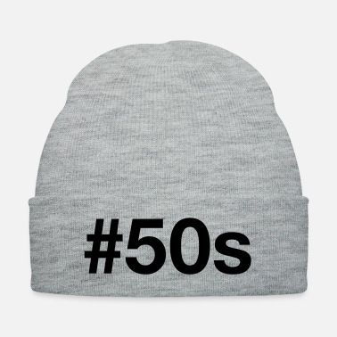 Rockabilly 50s - Knit Cap