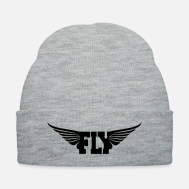 Fly Fly - Knit Cap
