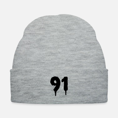 Paintball 91_bloody_c1 - Knit Cap