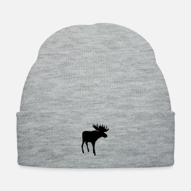 Norway Moose - Knit Cap