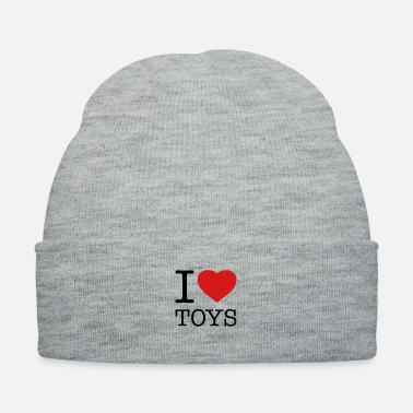 Toy I LOVE TOYS - Knit Cap