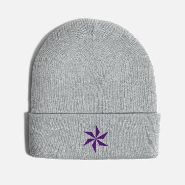 Six Six Pointed Star - Knit Cap