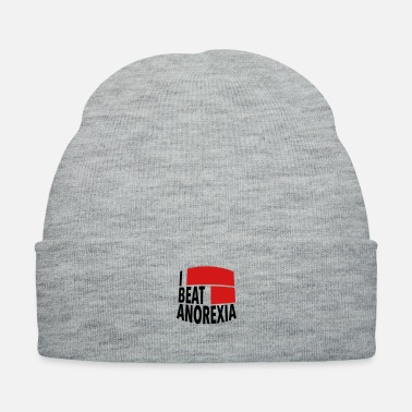 Extra I Beat Anorexia - Knit Cap