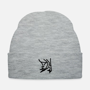 Fly Fly Graf - Knit Cap