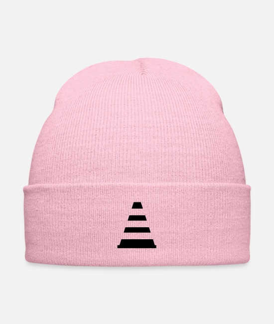 Repair Caps - auto - Knit Cap pink