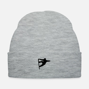 Snowboard Snowboarding - Knit Cap