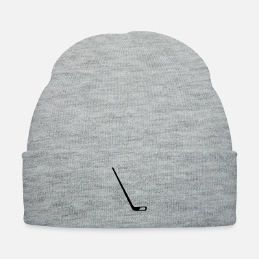 Stick hockey stick ice hockey stick - Knit Cap