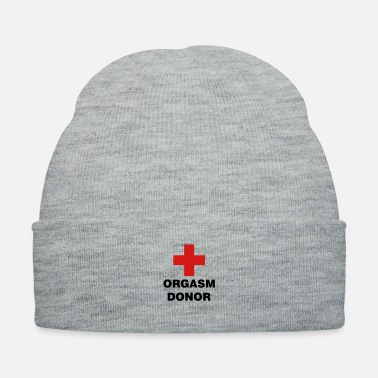Mature Orgasm_donor - Knit Cap