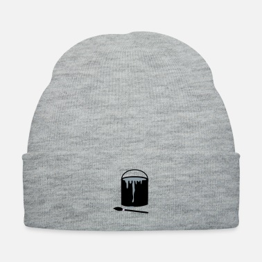 Hobby painter - Knit Cap