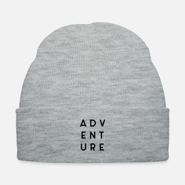 Travel Adventure Travel Quote - Knit Cap