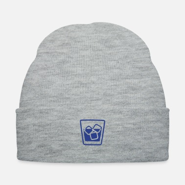 Intoxicant Alcohol and Ice - Knit Cap
