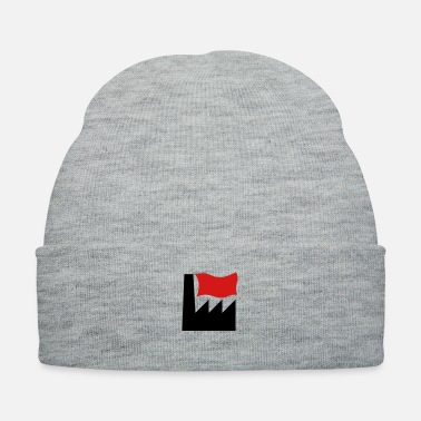 Worker Fight for worker rights and socialism - Knit Cap