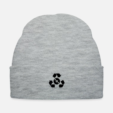Deejay Recycle vinyl - Knit Cap