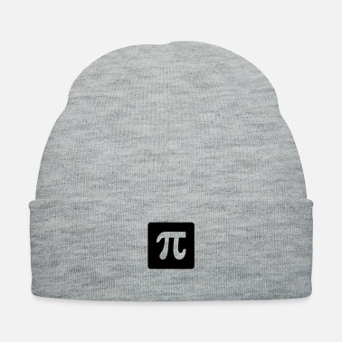 Mathematics Pi - Knit Cap