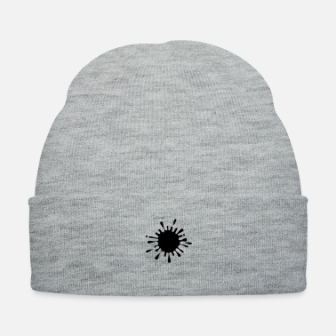 Ink Ink splash - Knit Cap