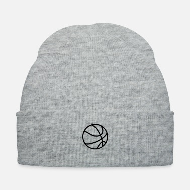 Plain Basketball Plain - Knit Cap