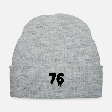 Paintball 76_bloody_c1 - Knit Cap