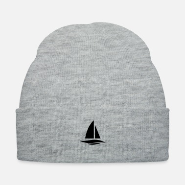 Boat Boat yachting - Knit Cap