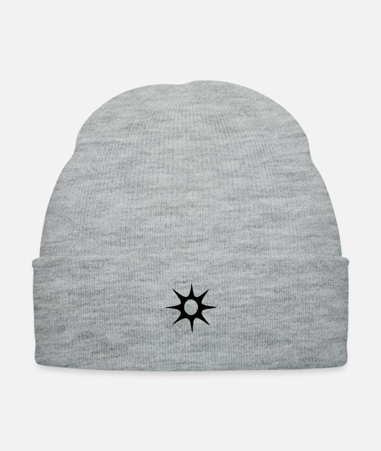 Play Caps & Hats - Nsoromma The Star - Knit Cap heather gray