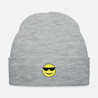 Cool Cool Smiley - Knit Cap
