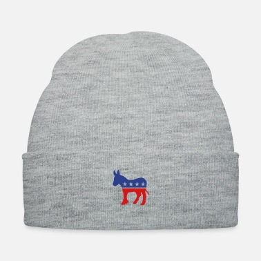 Politics Democrats - Knit Cap